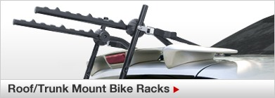 Roof, Trunk and Spare Tire mount Bike Racks