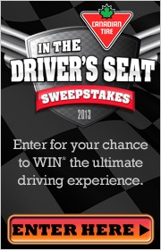 Enter for your chance to win the ultimate NASCAR driving experience.