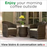 Patio Furniture With Tables, Lounge Chairs U0026 More For Part 97