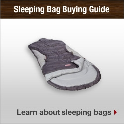 Sleeping Bag Buying Guide. Learn about sleeping bags.