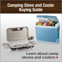 Camping Stove Buying Guide. Learn about camp stoves.