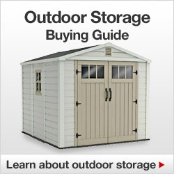 Outdoor Storage Buying Guide