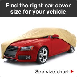 Find the right car cover size for your vehicle