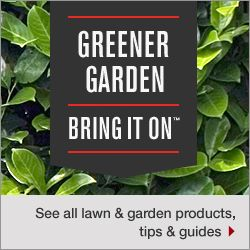 greener garden | Bring it On