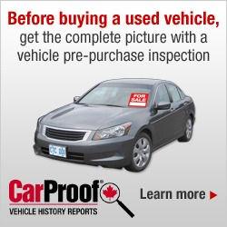 Before buying a used vehicle, get the complete picture with a vehicle pre-purchase inspection.