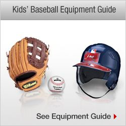 Kids' Baseball Equipment Guide
