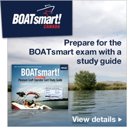Prepare for the BOATsmart exam with a study guide. View details.