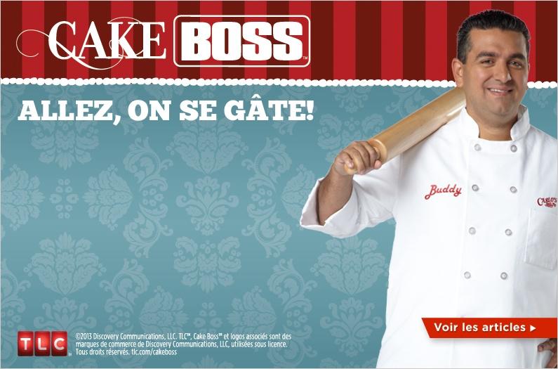 Allez, on se gâte avec Cake Boss