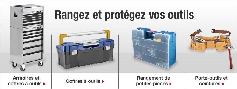 Rangement des outils canadian tire for Armoire de rangement canadian tire
