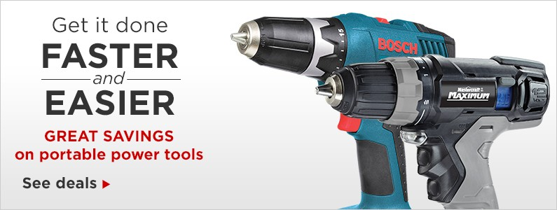 Tools Amp Hardware Canadian Tire