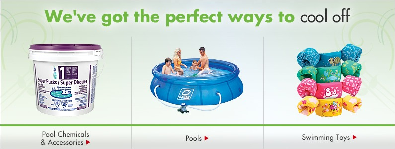 Pools Amp Accessories Canadian Tire