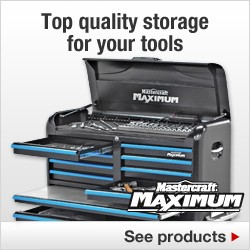 Top quality storage for your tools