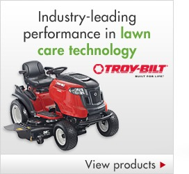 Industry-leading performance in lawn care technology