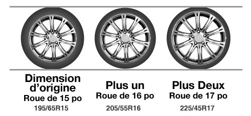 Tire Plus Sizing