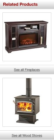 Related Fireplace Products