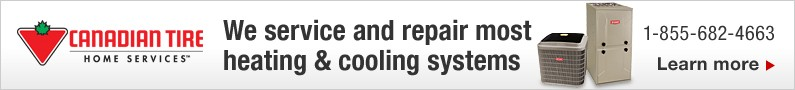 We service and repair most heating & cooling systems