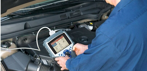 Engine Diagnostic Test