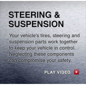 Steering & Suspension: video description