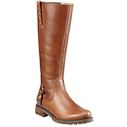 Ariat Salen Ladies Caramel Round Toe Tall Riding Boot
