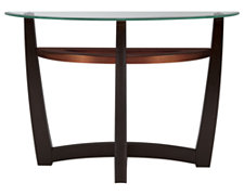 Ava Glass Sofa Table