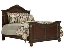 Tradewinds Dark Tone Mansion Bed