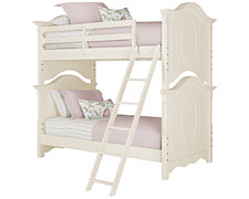Victoria White Bunk Bed