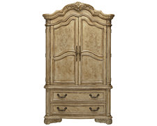 Regal Light Tone Media Cabinet
