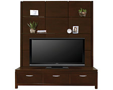 Perimeter Dark Tone Entertainment Unit
