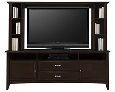 "Torino2 Dark Tone 82"" Entertainment Unit"
