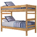 Mid Tone Bunk Bed