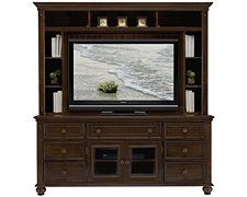 Claire Dark Tone Entertainment Unit