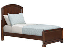 Kaya Mid Tone Panel Bed