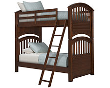 Kaya Mid Tone Bunk Bed