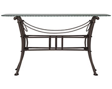 Denali Glass Sofa Table
