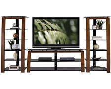Simon Mid Tone Large Entertainment Unit