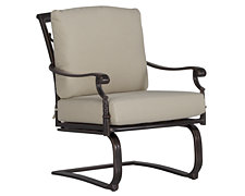 Naples Beige Spring Chair