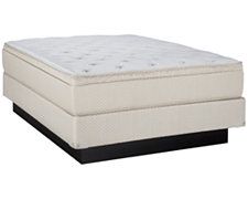 Ariana Firm Innerspring Eurotop Mattress & Foundation