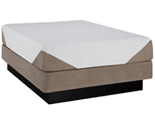 Savant Plush Gel Mattress & Boxspring