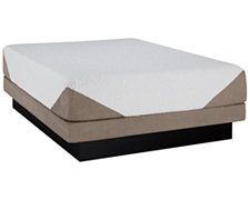 Savant Plush Gel Mattress & Low-Profile Boxspring