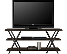 "Forecast Dark Tone 72"" TV Stand"