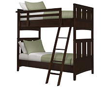 Liam Dark Tone Bunk Bed