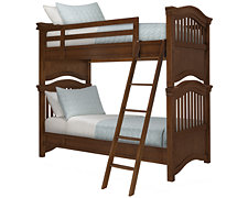 Adrian Mid Tone Bunk Bed