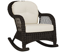 Java Lt Beige Rocking Chair