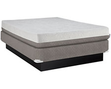 Inspiration Plush Memory Foam & Gel Mattress & Boxspring