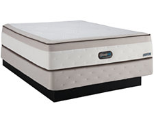 Bryanna Plush Innerspring Mattress & Foundation