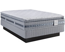 Redding Innerspring Firm Pillowtop Mattress & Boxspring