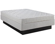 Brennan Plush Innerspring Mattress & Boxspring