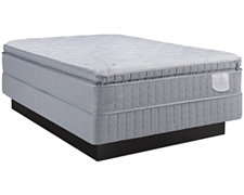 Camryn Innerspring Plush Pillowtop Mattress & Boxspring