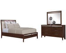 Tivoli Mid Tone Platform Bedroom