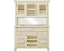 Claire White China Cabinet